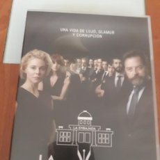 Series de TV: LA EMBAJADA. 4 DISCOS. Lote 194214347