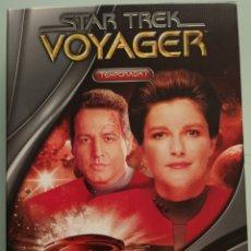 Series de TV: STAR TREK VOYAGER. PRIMERA TEMPORADA. DVD. Lote 194218737