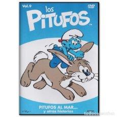 Series de TV: LOS PITUFOS VOLUMEN 9 DVD. Lote 194220226