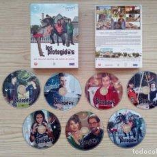 Series de TV: LOS PROTEGIDOS - TEMPORADA 1 - 7 DVD. Lote 194235366