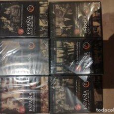 Series de TV: ESPAÑA EN LA MEMORIA COMPLETA ( DVD PRECINTADO). Lote 194238798