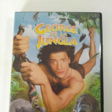 Series de TV: DVD GEORGE DE LA JUNGLA. Lote 194280117