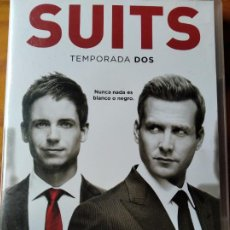 Series de TV: SUITS - 2ª TEMPORADA DOS, COMPLETA- 4 DVDS SERIE TV.. Lote 194299613