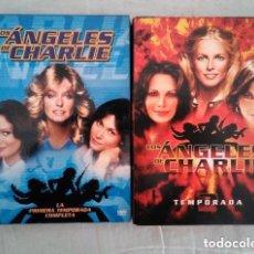 Series de TV: LOS ÁNGELES DE CHARLIE SERIE TEMPORADA 1 Y 2 COMPLETA DVDS DESCATALOGADOS. Lote 194333300