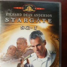 Series de TV: STARGATE SG.1 DVD TEMPORADA 6 DISCO 5. Lote 194384401
