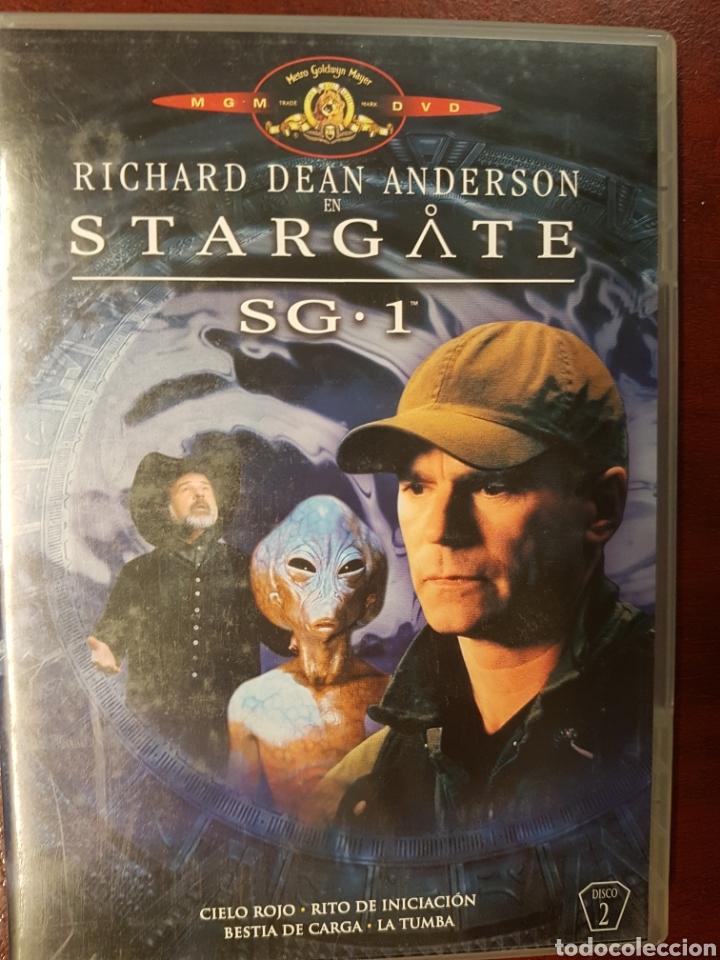 STARGATE SG.1 DVD TEMPORADA 5 DISCO 2 (Series TV en DVD)