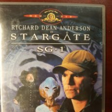 Series de TV: STARGATE SG.1 DVD TEMPORADA 5 DISCO 2. Lote 194384465