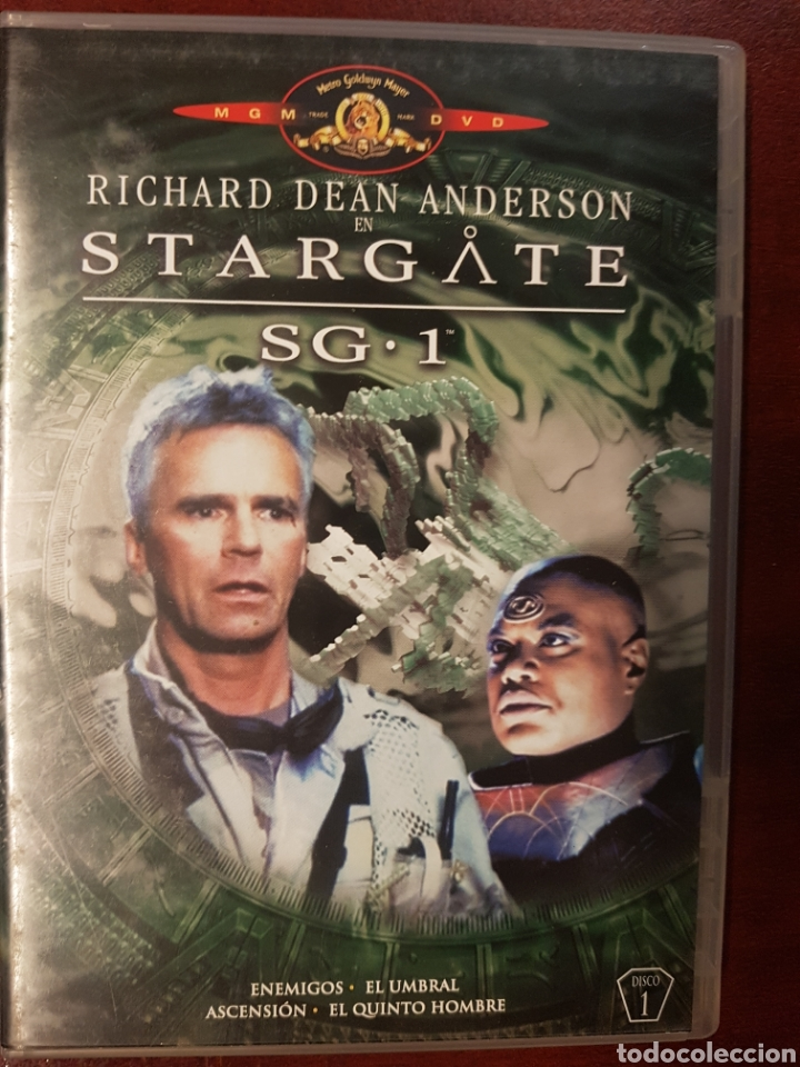 STARGATE SG.1 DVD TEMPORADA 5 DISCO 1 (Series TV en DVD)