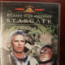 Series de TV: STARGATE SG.1 DVD TEMPORADA 5 DISCO 1. Lote 194384541