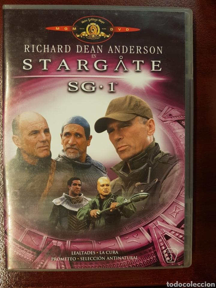 STARGATE SG.1 DVD TEMPORADA 6 DISCO 3 (Series TV en DVD)