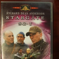 Series de TV: STARGATE SG.1 DVD TEMPORADA 6 DISCO 3. Lote 194390457