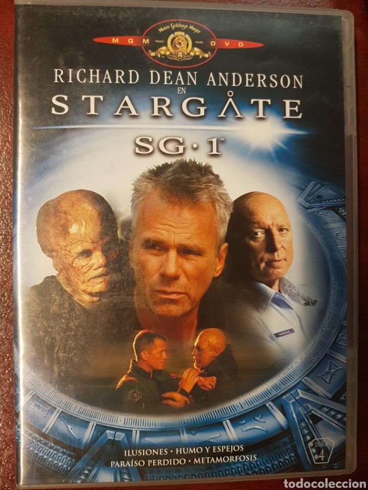 STARGATE SG.1 DVD TEMPORADA 6 DISCO 4 (Series TV en DVD)