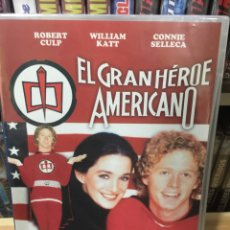 Series de TV: EL GRAN HÉROE AMERICANO ( PRIMERA TEMPORADA) DVD - PRECINTADO -. Lote 194510907