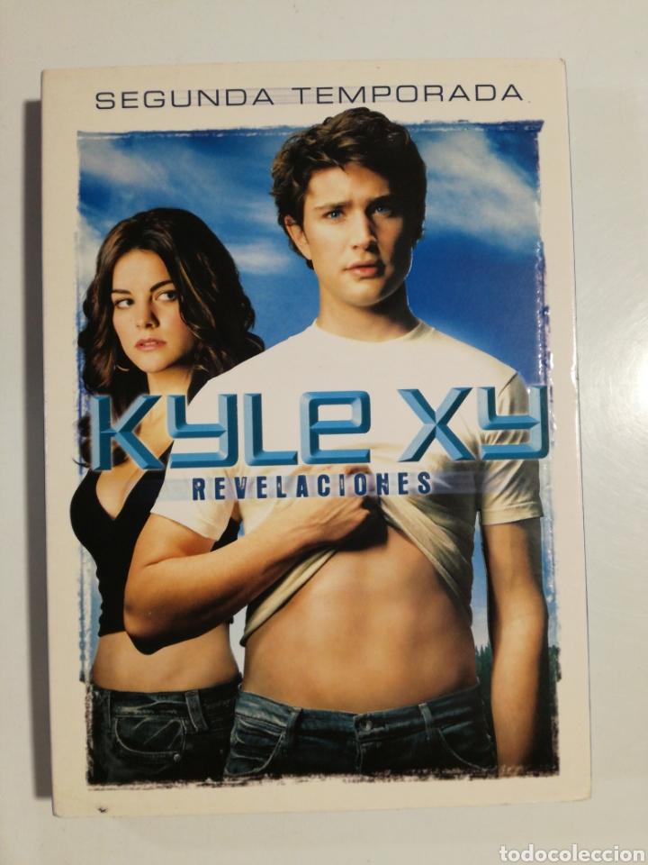KYLE XY SEGUNDA TEMPORADA (Series TV en DVD)
