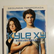 Series de TV: KYLEY XY SEGUNDA TEMPORADA. Lote 194581393