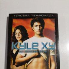 Series de TV: KYLE XY TERCERA TEMPORADA. Lote 194581891