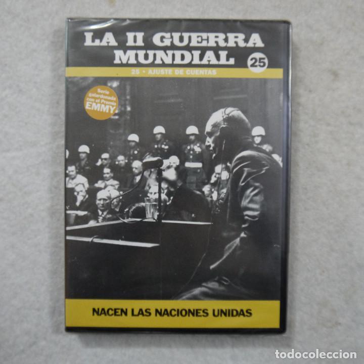 LA II GUERRA MUNDIAL N.º 25. AJUSTE DE CUENTAS. NACEN LAS NACIONES UNIDAS - DVD PRECINTADO (Series TV en DVD)