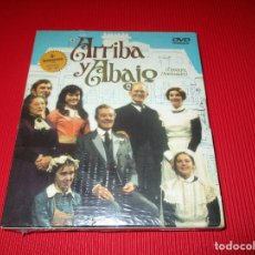 Series de TV: ARRIBA Y ABAJO ( 3ª TEMPORADA ) - DVD - PRECINTADA - EDICION MAS ANCHA. Lote 194768671