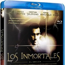 Serie di TV: LOS INMORTALES : EL ORIGEN (BLU-RAY) (BD-R) (HIGHLANDER: THE SOURCE). Lote 194781665