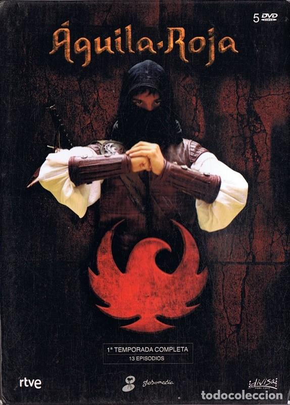 ÁGUILA ROJA 1ª TEMPORADA COMPLETA ( 5 DVD) (Series TV en DVD)