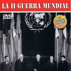 Series de TV: LA II GUERRA MUNDIAL Nº 13. AJUSTE DE CUENTAS. DVD. Lote 194908432