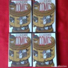 Series de TV: 100 AÑOS DEL COMIC 1893 - 1993 EL 9º ARTE EITB ICARIA 6 DVD 4 CAJAS (PRECINTADAS). Lote 194952968