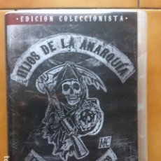 Series de TV: SERIE TV DVD HIJOS DE LA ANARQUIA - SONS OF ANARCHY - PACK TEMPORADAS 1 2 3 4 Y 5. Lote 194957401