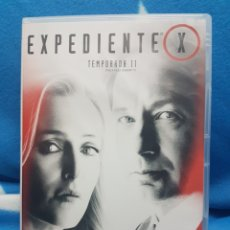 Series de TV: EXPEDIENTE X TEMPORADA 11 DVD. Lote 194968322