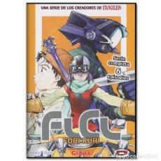 Series de TV: FLCL FURI KURI SERIE COMPLETA DVD. Lote 194984472