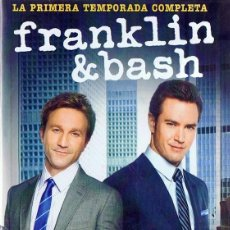 Series de TV: FRANKLIN & BASH LA PRIMERA TEMPORADA COMPLETA . Lote 195019473