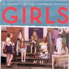 Series de TV: GIRLS LA PRIMERA Y SEGUNDA TEMPORADA COMPLETAS . Lote 195020802