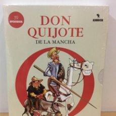 Series de TV: DVD SERIE DIBUJOS ANIMADOS TVE - DON QUIJOTE DE LA MANCHA (1979). ROMAGOSA, 2017. PRECINTADO. Lote 195029422