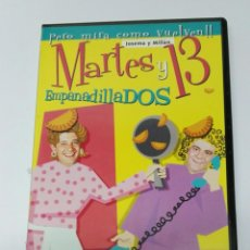 Series de TV: MARTES Y 13 EMPANADILLADOS DVD. Lote 195055967