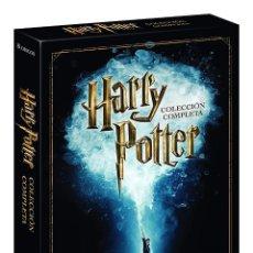 Series de TV: !!! HARRY POTTER !!! SERIE COMPLETA - 8 DVD *** PRECINTADA *** DE CULTO ***. Lote 195066583