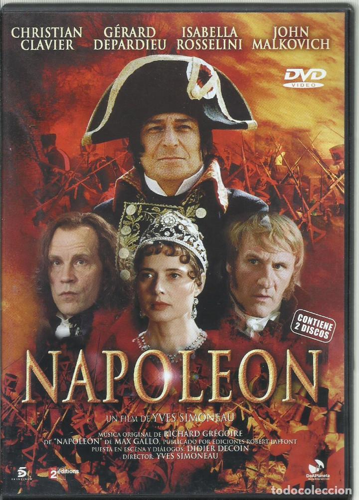 NAPOLÉON (MINISERIE DE TV) (Series TV en DVD)