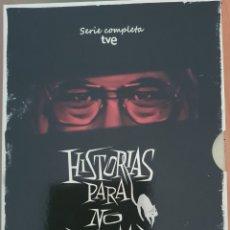 Series de TV: SERIE EN DVD HISTORIAS PARA NO DORMIR.. Lote 195098548