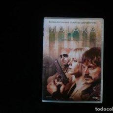 Series de TV: MALAKA - SERIE COMPLETA EN 3 DVD COMO NUEVOS. Lote 195102130