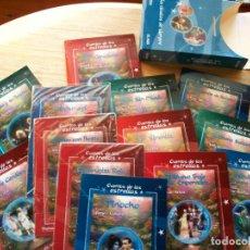 Series de TV: CUENTOS DE LAS ESTRELLAS - 13 DVD - TUS CLASICOS DE SIEMPRE - COLECCION DE EL PAIS . Lote 195112901