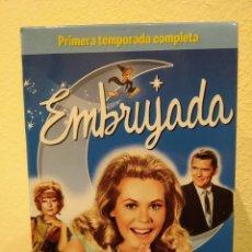 Series de TV: DVD EMBRUJADA PRIMERA TEMPORADA COMPLETA -4 DVD SONY PICTURES REMASTERIZADA EN COLOR- DESCATALOGADA. Lote 195128492