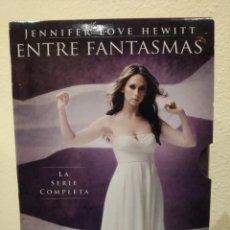 Series de TV: DVD ENTRE FANTASMAS -LAS 5 TEMPORADAS, COMPLETA- . Lote 195129560