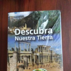 Series de TV: LOTE DE 15 DVD DESCUBRA NUESTRA TIERRA ( CLUB INTERNACIONAL DEL LIBRO ). Lote 195148656