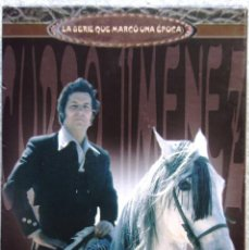 Series de TV: CURRO JIMENEZ,LA SERIE QUE MARCO UNA EPOCA..4 DVD´S. Lote 195159662