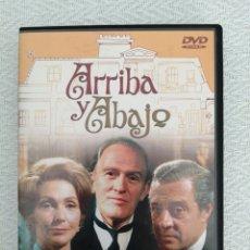 Series de TV: DVD-SERIE ARRIBA Y ABAJO EPOSODIO 1 A,PRUEBA-2 COFRES MAGICOS-3MORIR DE AMOR. Lote 195180191