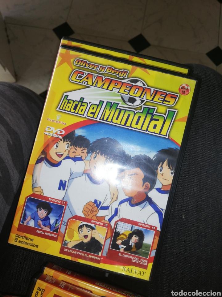 Series de TV: 8 DVDs Oliver y Benji Campeones hacia el mundial (3 episodios cada uno) 2001 - Foto 7 - 195196181