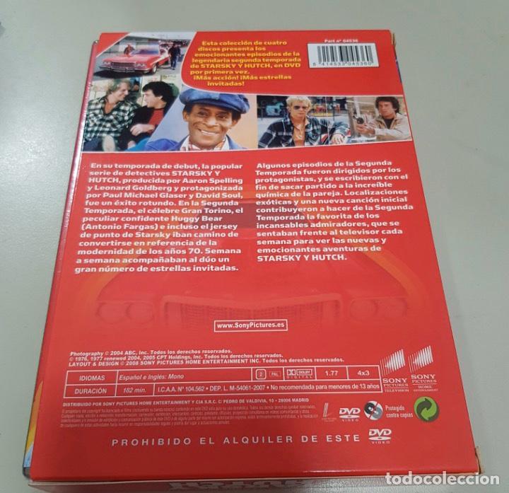 Series de TV: Starsky y hutch 2 temporada completa dvd Descatalogado - Foto 2 - 195240462