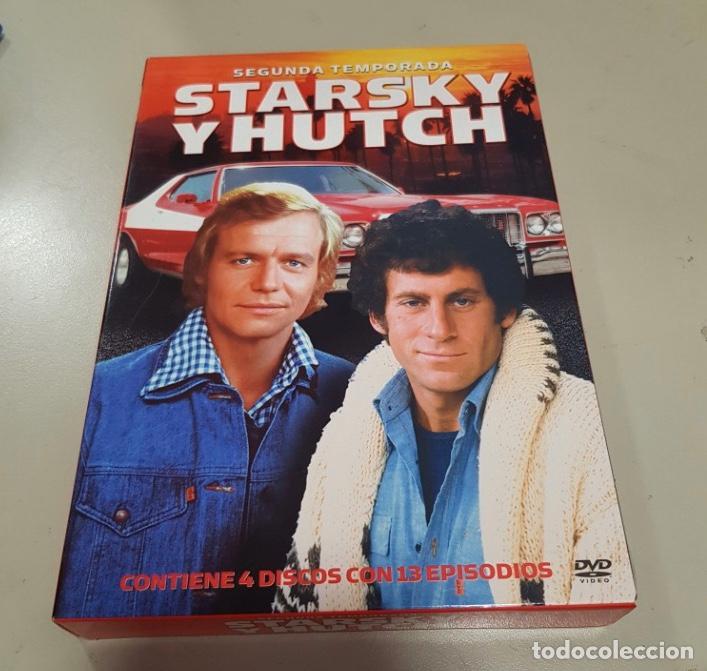 STARSKY Y HUTCH 2 TEMPORADA COMPLETA DVD DESCATALOGADO (Series TV en DVD)