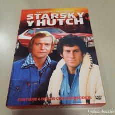 Series de TV: STARSKY Y HUTCH 2 TEMPORADA COMPLETA DVD DESCATALOGADO. Lote 195240462