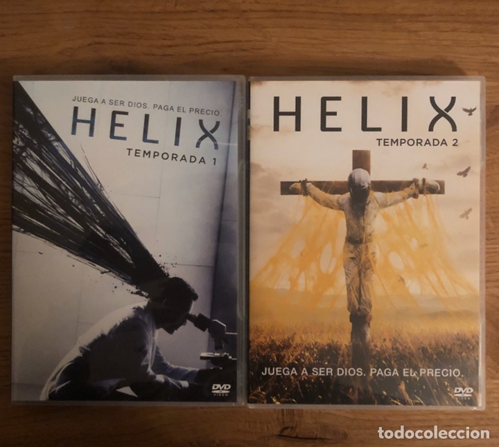 HELIX (Series TV en DVD)