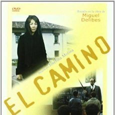 Series de TV: EL CAMINO (DVD) BASADA EN LA OBRA DE MIGUEL DELIBES, DIRIGIDA POR JOSEFINA MOLINA-PRECINTADO. Lote 195259488
