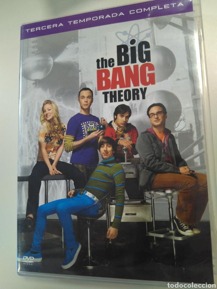 BIG BANG THEORY, TERCERA TEMPORADA (Series TV en DVD)